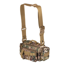 Multifunctional Fishing Bag Waist Bait Lure Box Bag Fishing Rod Reel Pouch Case Fishing Tackle Bag