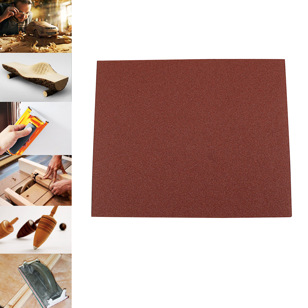 60-240 Grit For Grinding Tools Dremel Woodworking Furniture Metalworking Emery Cloth Roll Polishing Sandpaper