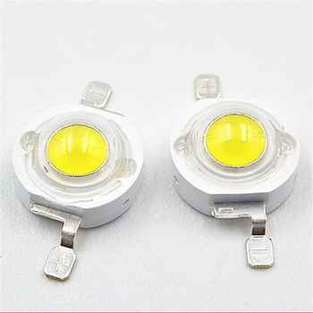 100pcs 1W LED Light Diodes Chip Spot Light Downlight Diode Lamp Bulb For 1W-18W - DISCOUNT ITEM  6% OFF Lights & Lighting