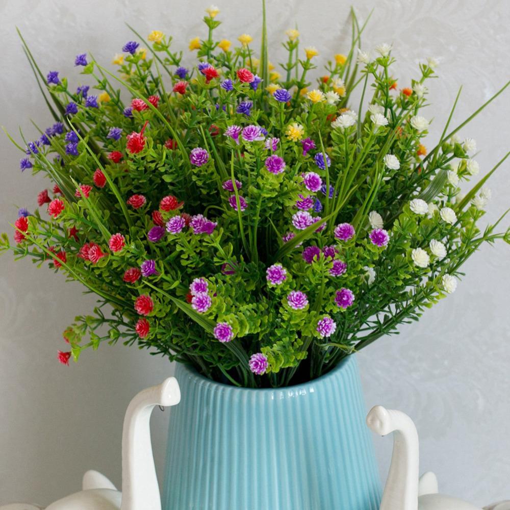 encantadora babysbreath flor jardn interior al aire libre oficina del parque decoracin jardineras planta milan hierba