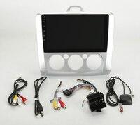 9 дюймов 4 г Оперативная память Android 8,0 dvd плеер автомобиля gps навигации радио Системы для Ford Focus 2005 2010 (ручной кондиционера) 3g Wi Fi