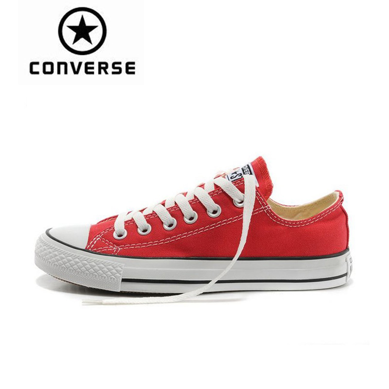 Converse Unisex Skateboarding Shoes New Arrival Authentic Comfortable Classic Canvas Low Top Anti-Slippery Sneakser original new arrival converse classic kids skateboarding shoes low top canvas shoes sneakser