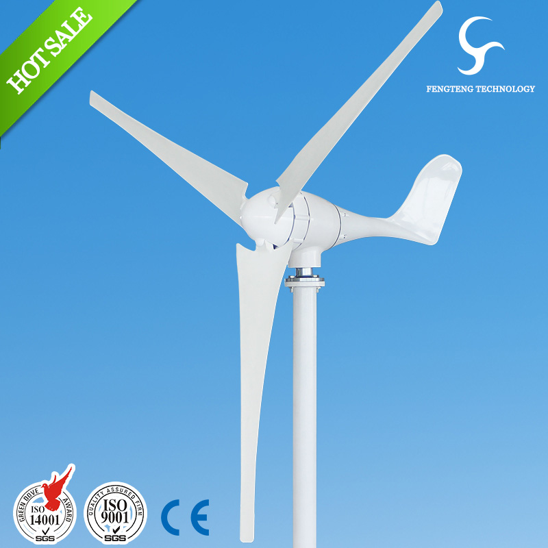 Small Wind Turbine For Home Use Part - 15: Aliexpress.com : Buy 500w Small Wind Turbine Home Use From Reliable Small  Wind Turbines Home Suppliers On Wuxi Fengteng Wind Generator Store