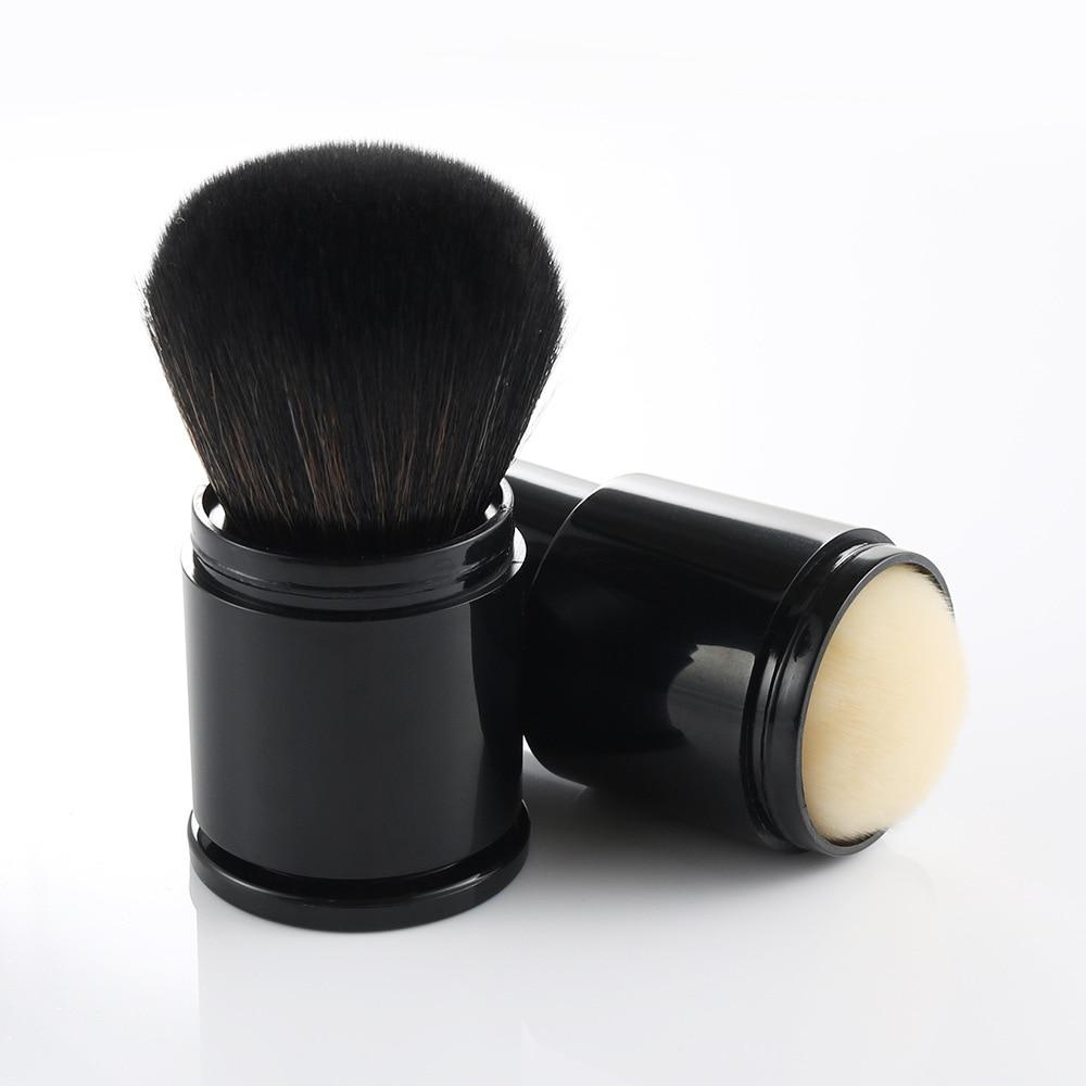 1pcs RANCAI Telescopic brush makeup portable blush paint tool