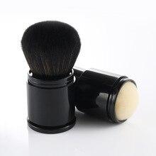 1pcs RANCAI Telescopic brush makeup brush portable blush brush paint makeup tool pro mark promark tb5 general telescopic wire brush