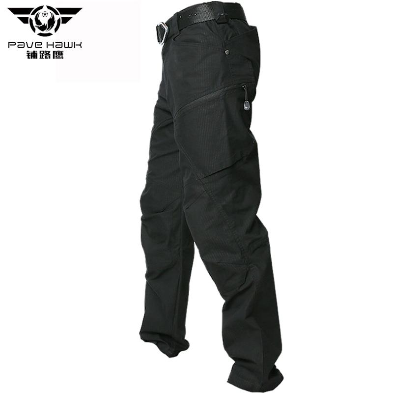 Streetwear Summer Waterproof Tactical Pants Male Joggers Casual Men's Cargo Pants Trousers Military Army Black Sweatpants Women