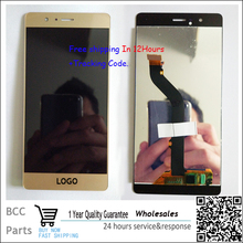 Original New 5 2 Full LCD DIsplay Touch Screen Digitizer Assembly For Huawei P9 Lite G9
