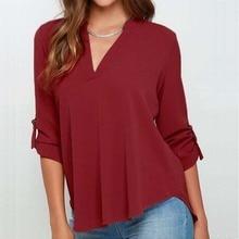 Женские блузки и Рубашки 2017 Blusas