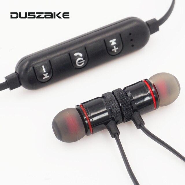 DUSZAKE Thể Thao Tai Nghe Bluetooth Chụp Tai Không Dây Tai Nghe dành cho Điện Thoại Chạy Tai Nghe Có Micro Stereo Bluetooth Tai Nghe Điện Thoại