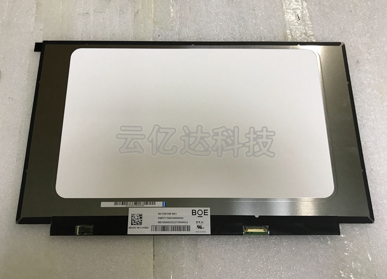 15.6FHD LCD Screen NV156FHM-N35 DELL insprion 7560 NON-TOUCH N156HCA-EAB