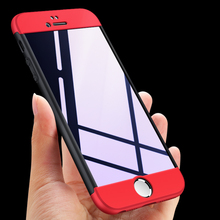 Case for iPhone se 5s 5 Case 360 Degree Full Protection Hard PC 3 in 1 Matte Back Cover for iPhone5 iPhone5s se Fundas Coque