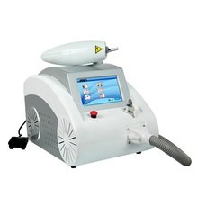 mini nd yag laser machine nd yag laser nd yag laser hand piece With red aiming цена и фото
