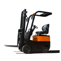 1 Ton Electric Forklift High Quality Mini Pallet Forklift With Short Turning Radius