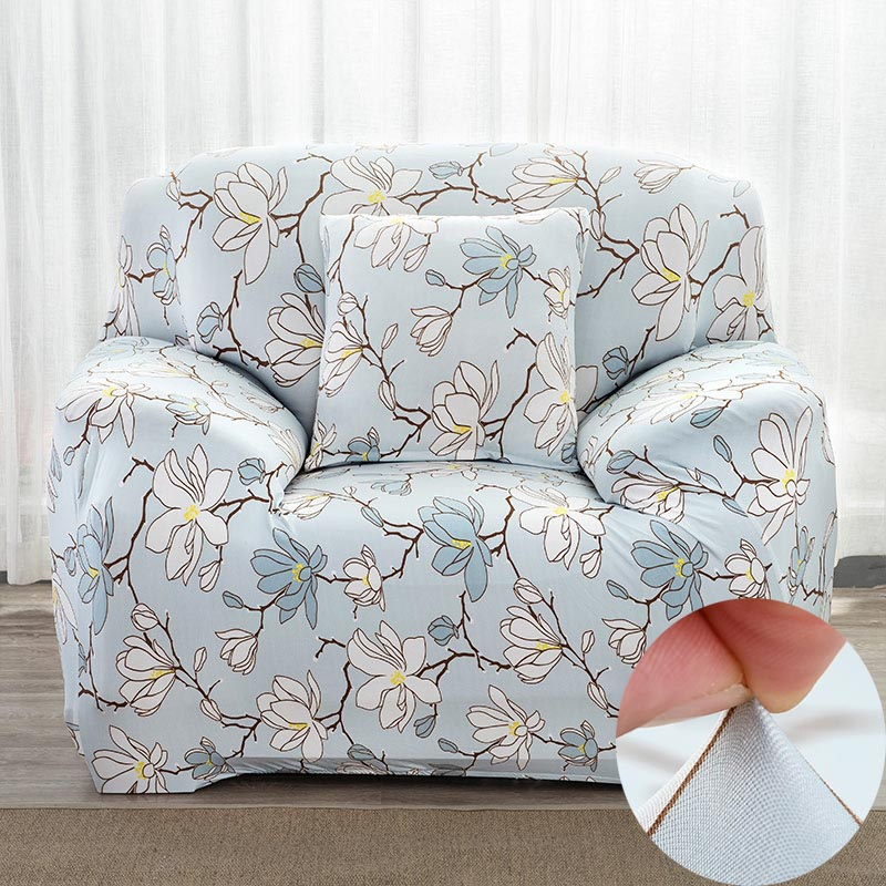 Floral Sofa Cover Slipcovers Elastic Stretch Tight Wrap All inclusive Sofa Couch Cover Towel Furniture Protector 1/2/3/4 Seater