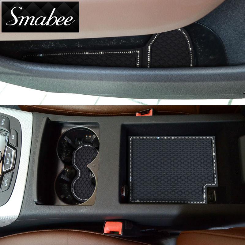 Smabee Gate Slot Pad Para audi A3 Accesorios, Tapetes - Accesorios de interior de coche - foto 1