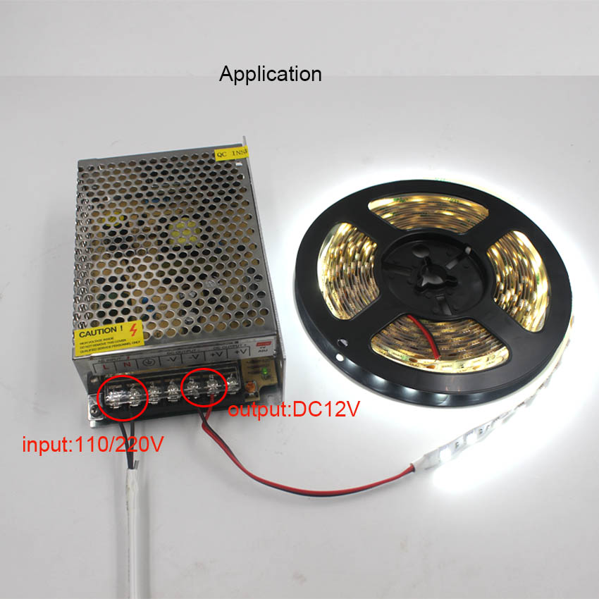Power supply 5