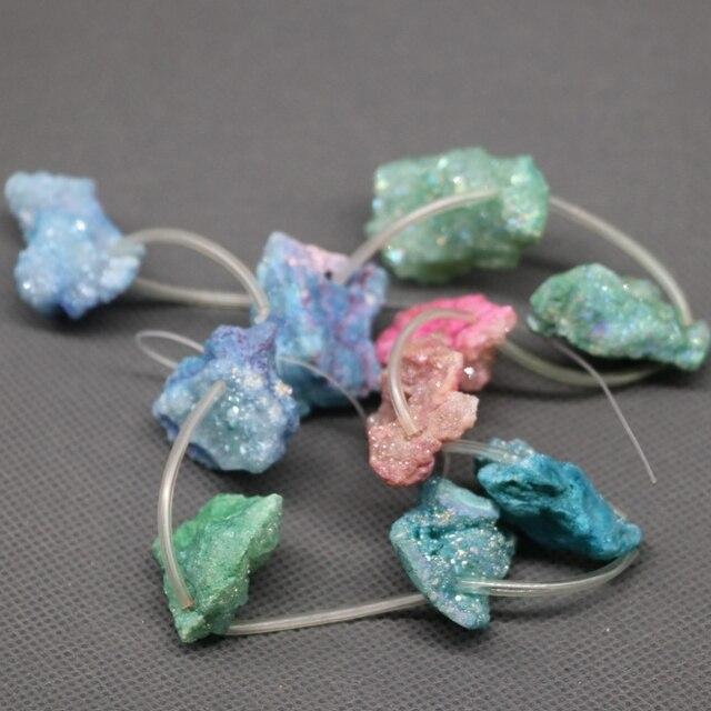 Piedras preciosas Druzy