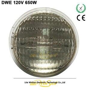 Image 3 - Litewinsune lampe halogène métallique, Source déclairage pour théâtre et auditoire, 6 pièces, GE DWE, 120V, 650W