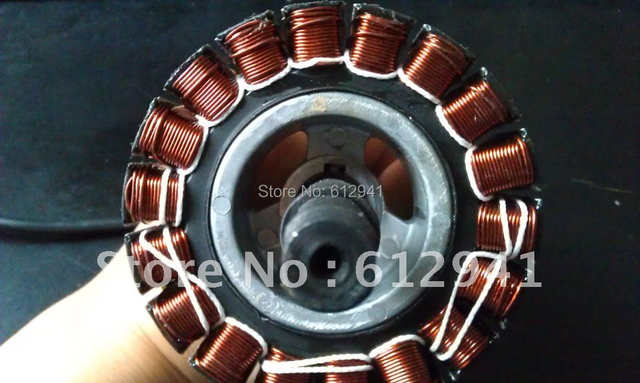 BLDC motor machine winding stator(axle is not included)-in