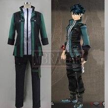 Halloween anime GOD EATER Lenka Utsugi Suit Set Utsugi renka Cosplay Costume