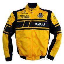 Jaqueta de Motocross Para YAMAHA MOTO GP Racing Team Motocicleta Verão 50-Aniversário do ano Casaco de Malha Respirável