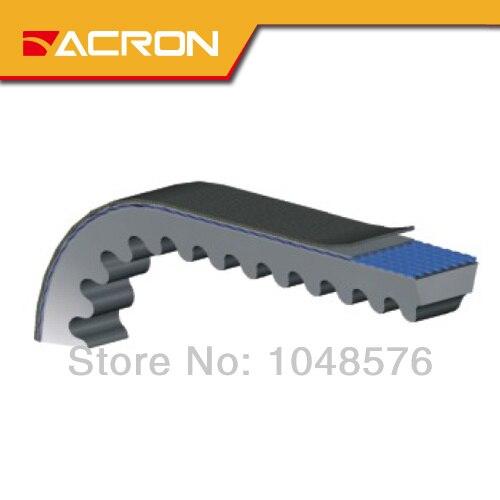 Correa en V | Modelo: av20 xpd avx20 | Ancho: 19.7-20mm | Transmisión partes | longitud interior: 1000-3000mm