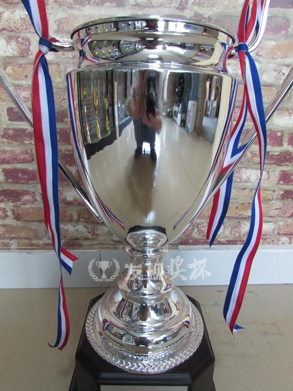 50cm 1:1 Size Champions League Trophy European Cup Model Big Ear  Souvenirs Trophy Soccer Souvenirs Collectibles