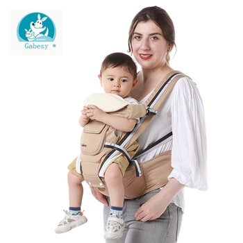 Gabesy  Baby Carrier Ergonomic Carrier Backpack  Hipseat for newborn and prevent o-type legs sling baby Kangaroos sexy panti