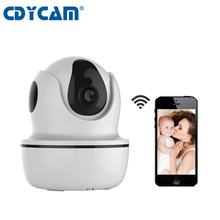 CDYCAM Home Security Baby Monitor IP Camera Wi-Fi Wireless Mini Network Camera Surveillance Wifi 1080P Night Vision CCTV Camera(China)