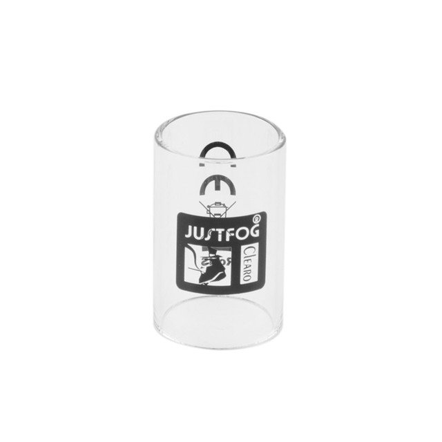 Original Justfog Q16 Tank Glass Tube Vape Accessories For Justfog Q16 Atomizer Kit E-Cigarettes Pyrex Replacement Glass Tube 3