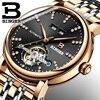 Swiss Brand Genuine Luxury Crystal Watch