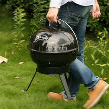 New Arrival Charcoal Grill KS-1002 Outdoor Barbecue Pits Portable BBQ Stove Barbecue Grill Household Charcoal Grill 3-5 people