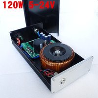 120W DC Linear Regulated Power Supply DC Output 5V 9v 12v 15v 24V Can be choose