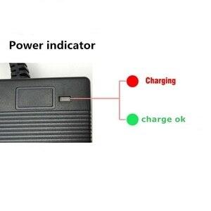 Image 3 - חשמלי קטנוע מטען 42V 2A מתאם עבור Xiaomi Mijia M365 Ninebot Es1 Es2 חשמלי קטנוע אביזרי סוללה מטען