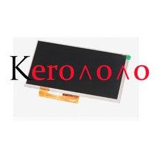 Original 7 ''polegada Display LCD Matriz FPC0703006_A FPC0703006 3g TABLET 1024*600 Lens Tela LCD substituição Quadro frete Grátis