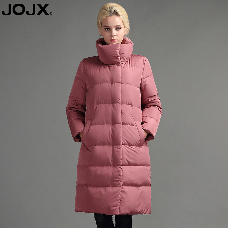 JOJX 2019 New Fashion Solid Color Winter Women Jacket High Quality Warm Women Parka Down Winter