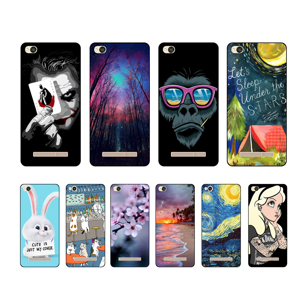 Soaptree Cases For Xiaomi Redmi 4a 4x Note 4 4x Case For Mi 5x Glitter Liquid Soft Tpu Covers Phone Bags & Cases Cellphones & Telecommunications