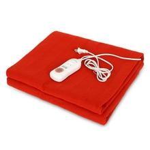 Безопасности, Автоматическая Защита Подогревом Одеяло одеяла Отопление матрас термостат/сушки тепло 150×70 см