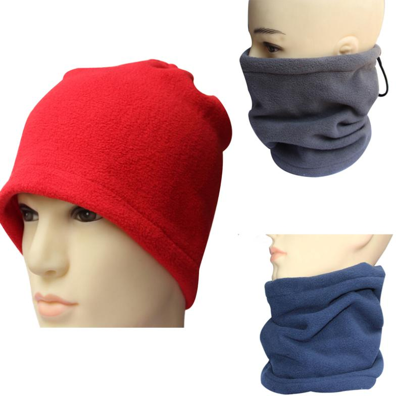 Outdoor Sports Face Mask Motorcycle Multifunction Hats Winter Warm Windproof Cap Bicyle Bike Thermal Balaclavas Scarf