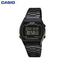 Наручные часы Casio B640WB-1B мужские электронные на браслете