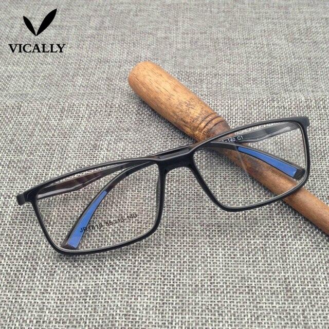 015456de5 Moda Unissex Retro Óculos Óculos de Leitura Óculos de Armação Homens  Mulheres TR90 Flexível Nerd Óculos