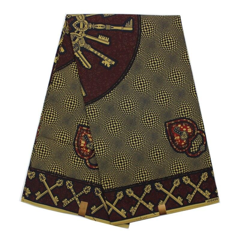 Neue Nigerianischen batik baumwolle material Afrikanischen ...