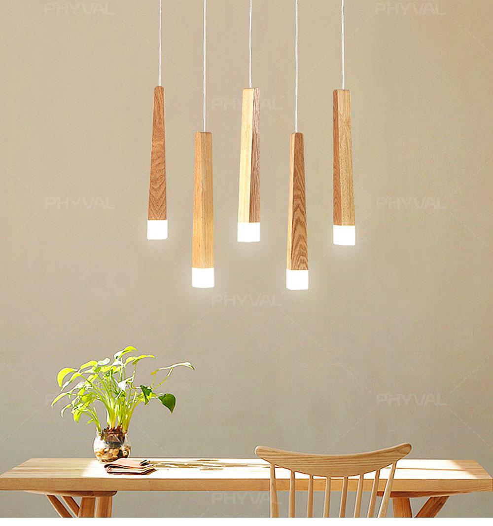 Led Pendant Lamp Matchstick