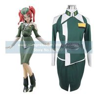 Gundam Seed Destiny Meyrin Hawke Cosplay Uniform