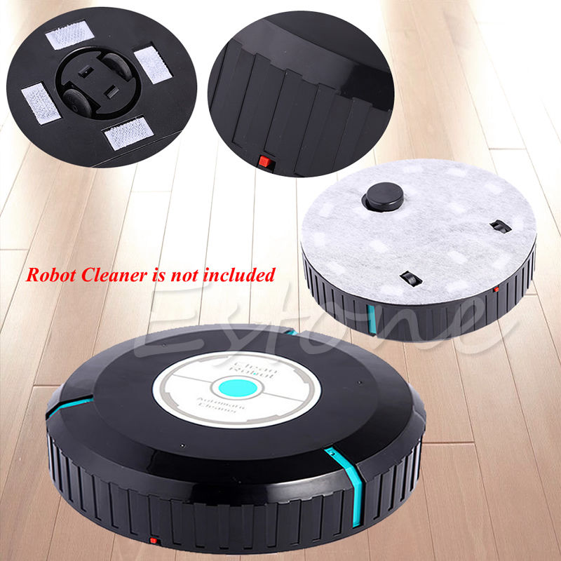 Vacuum Cleaner Cleaning Tissue Dust Adsorption Paper For Sweeper Smart Robot New fmart fm r150 smart robot vacuum cleaner cleaning appliances 128ml water tank wet 300ml dustbin sweeper aspirator 3 in 1 vacuums