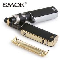 Original 60 w smok osub mini kit con 1200 mah osub mini caja MOD 60 w e 1.7 ml Casco Nano Smoktech Atomizador Vaping Kit de Inicio