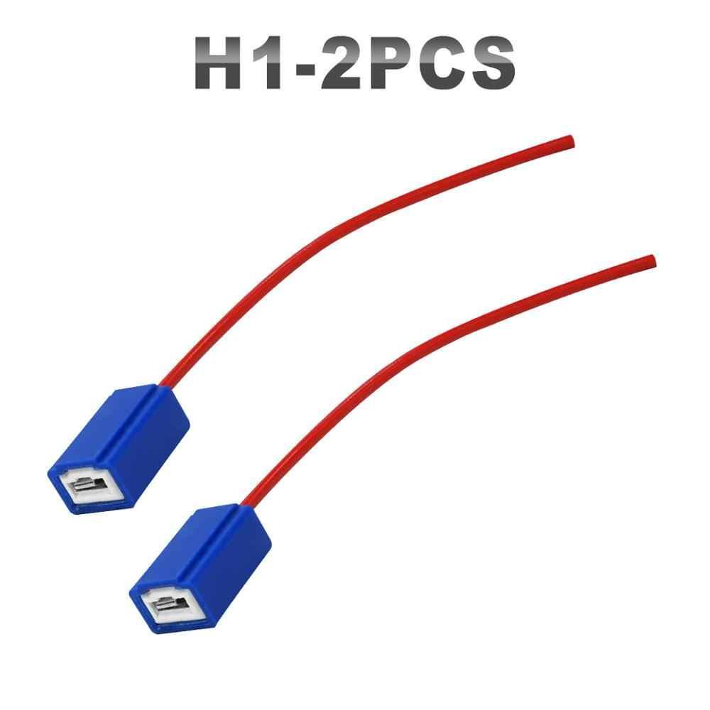 JGAUT 2 шт. жгут проводов H1 H7 H13 H8 H9 H11 9007 с сенсонрым экраном Габаритные огни фары, противотуманные фары