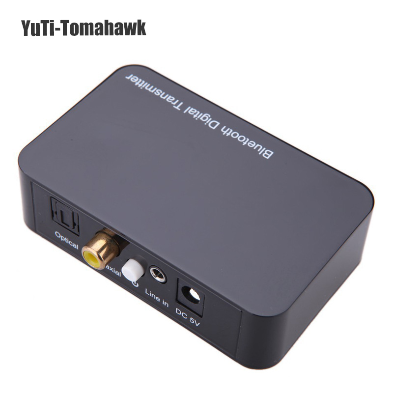 TOP Quality APT-X Optical Bluetooth 4.0 Music Transmitter Supports SBC/APTX Bluetooth A2DP/IOPT Digital Optical Output