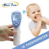 Mother Kids Baby Care Baby Thermometer Infrared Digital Body Fever Thermometer Electronic Medical Lcd IR thermometer For Kids