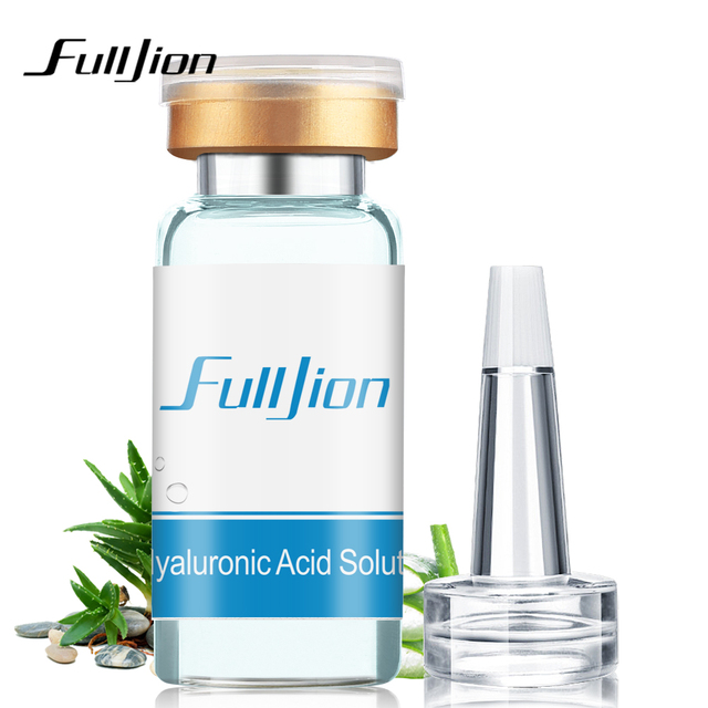 Fulljion Pure Collagen Protein Liquid Six Peptides Hyaluronic Acid Moisturizer Skin Care Anti-Wrinkle Anti Aging Face Lift Serum